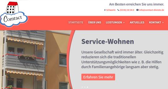 Comtact – Gesellschaft für Dienstleistungen, Infrastruktur und Bauten mbH
