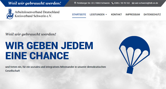 Arbeitslosenverband Schwerin e. V.