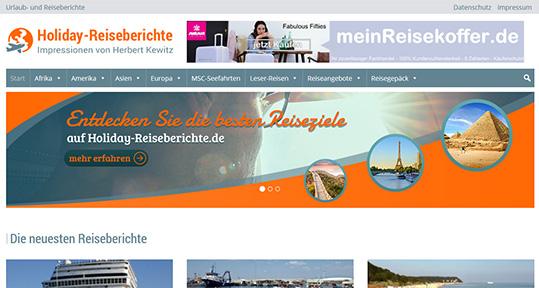 Holiday-Reiseberichte.de