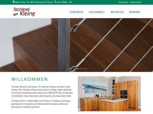Tischlerei Kleine GmbH