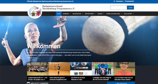 Badminton Mecklenburg-Vorpommern e.V.